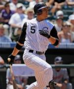 Rockies' bats have heated up just in time for a key pre-break series at home versus the Padres.
